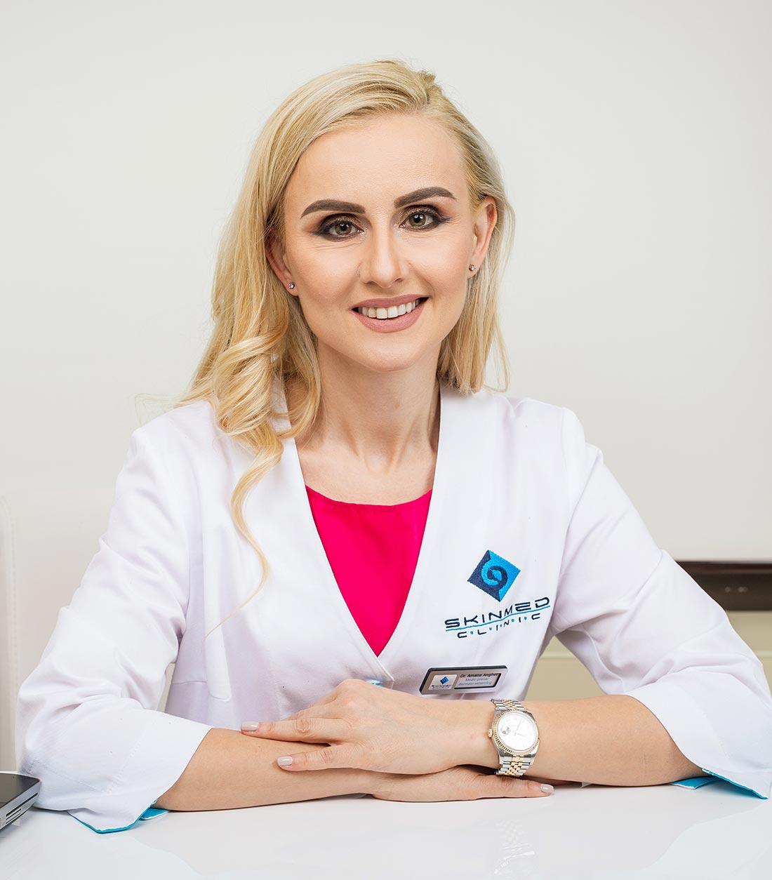 doctor amalia anghel Medic Primar Dermatovenerologie - skinmed