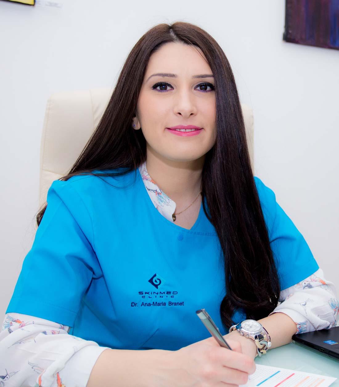 doctor anamaria leasu-branet Medic Specialist Dermatovenerologie - skinmed
