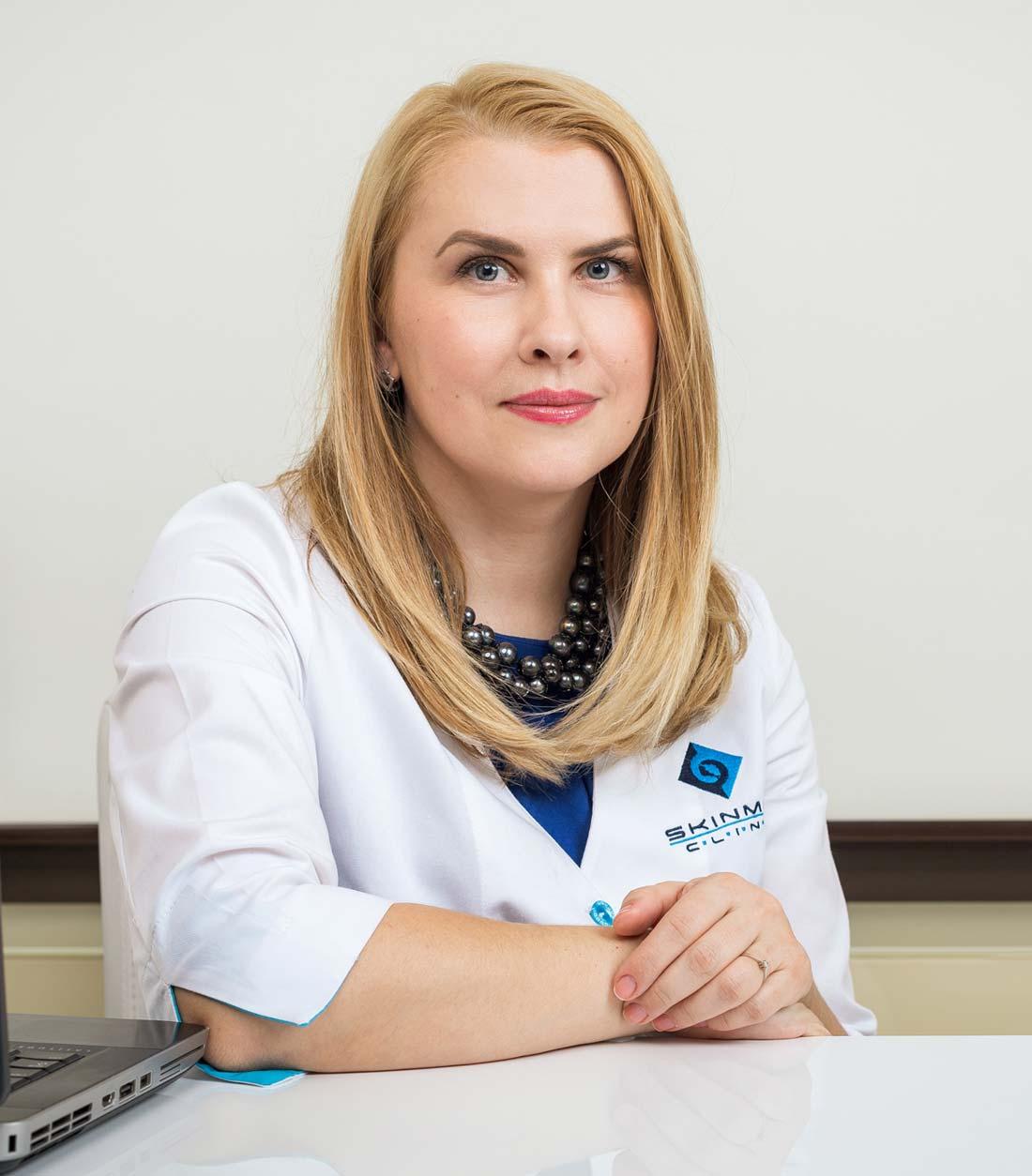 doctor anca pavelescu Medic Primar Dermatovenerologie - skinmed