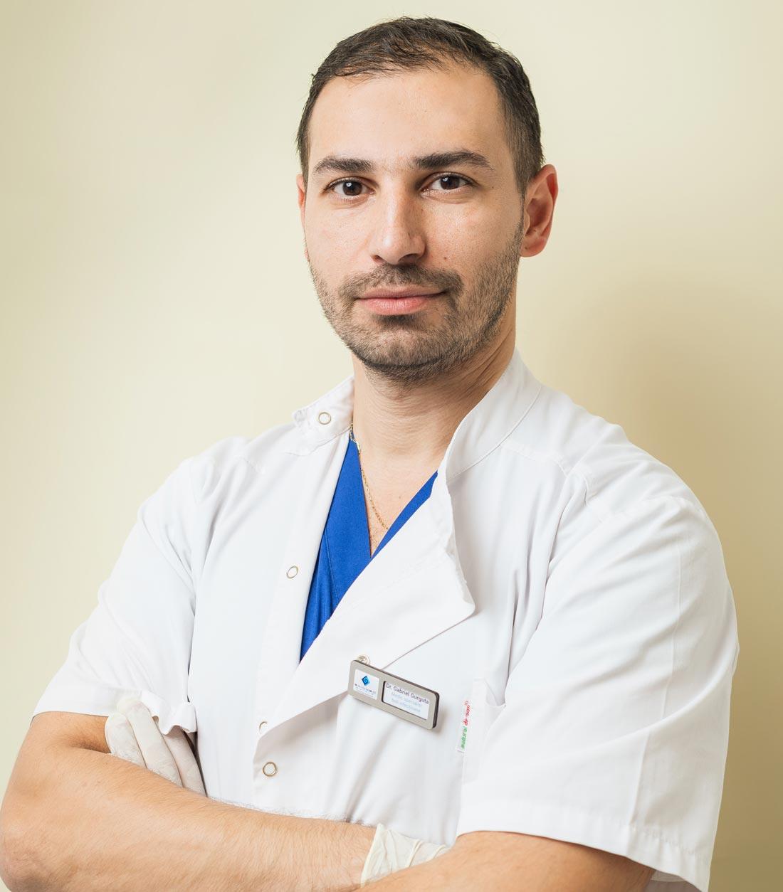 doctor gabriel gurguta medic specialist boli infectioase - skinmed
