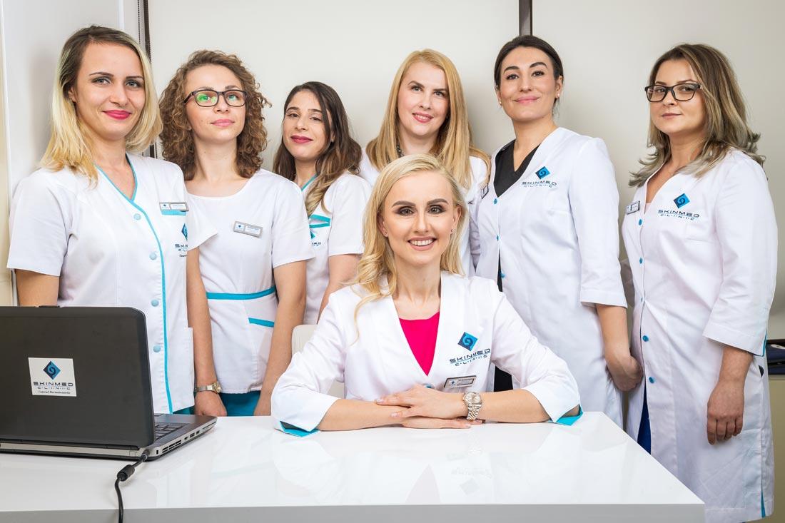 echipa medicala doctor amalia anghel - skinmed