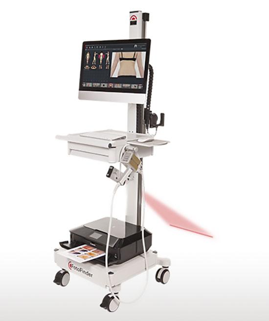 harta dermatologica fotofinder - skinmed