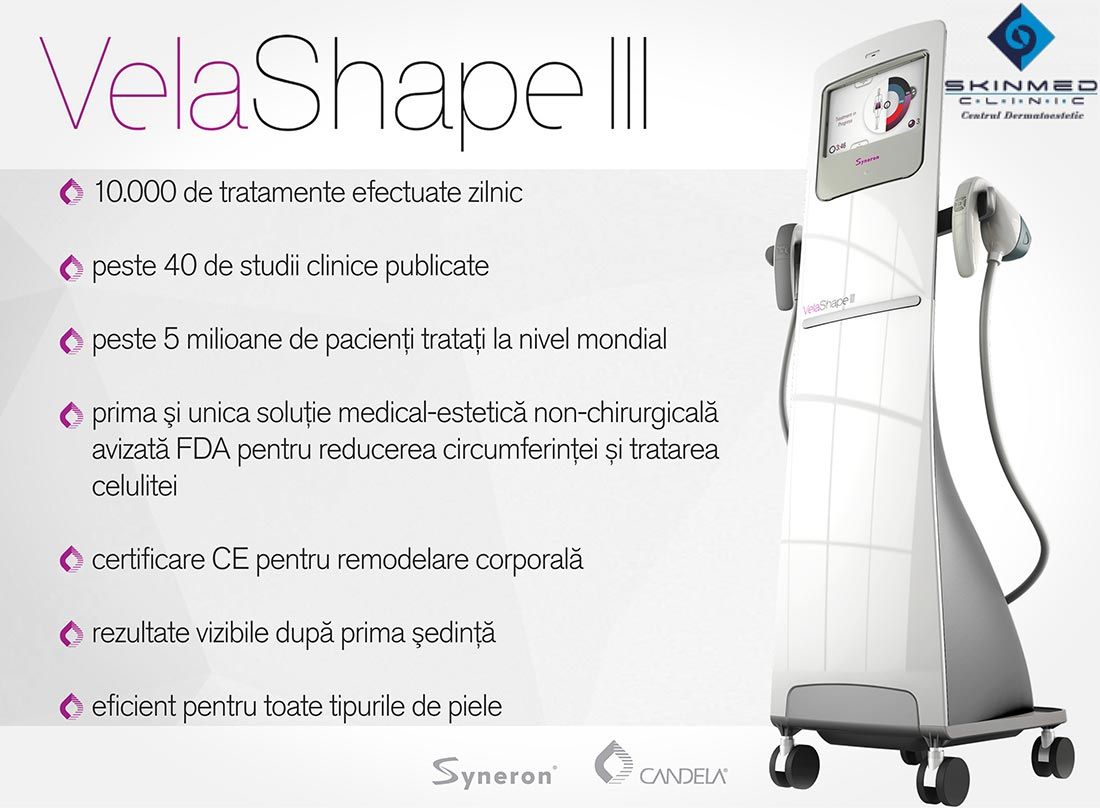 velashape III - velashape 3 - skinmed