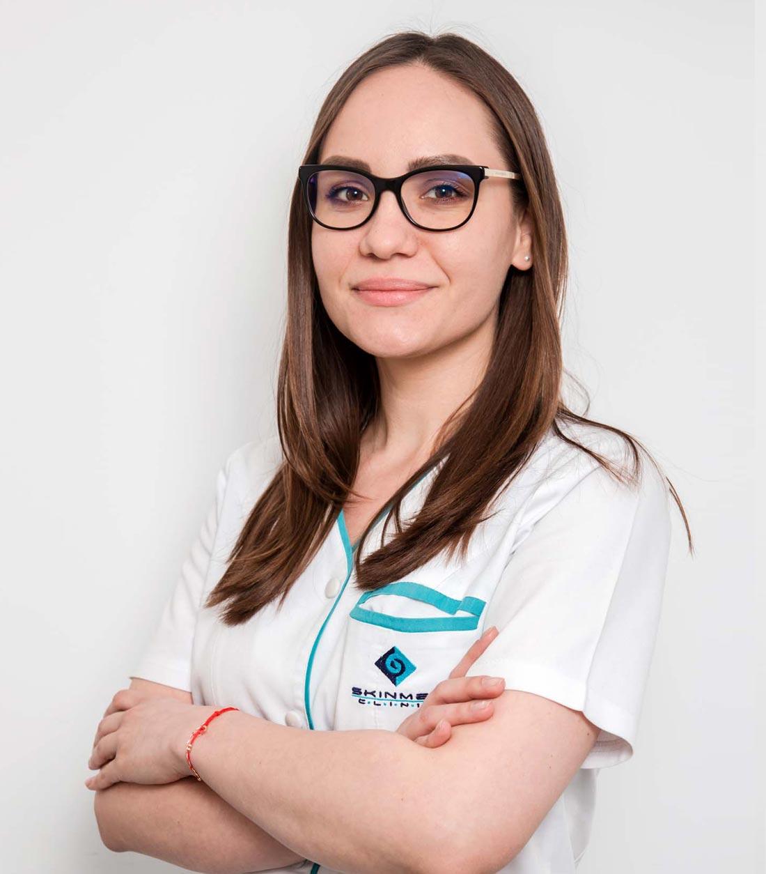 doctor alexandra nuca dermatologie - skinmed clinic