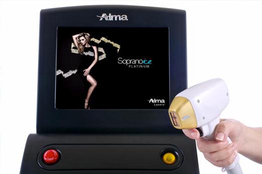 epilare definitiva laser soprano ice platinum – skinmed clinic