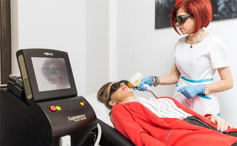 laser epilare soprano ice platinum – skinmed clinic