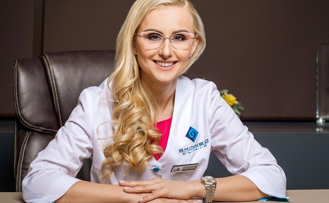 amalia anghel, almalaser - skinmed clinic