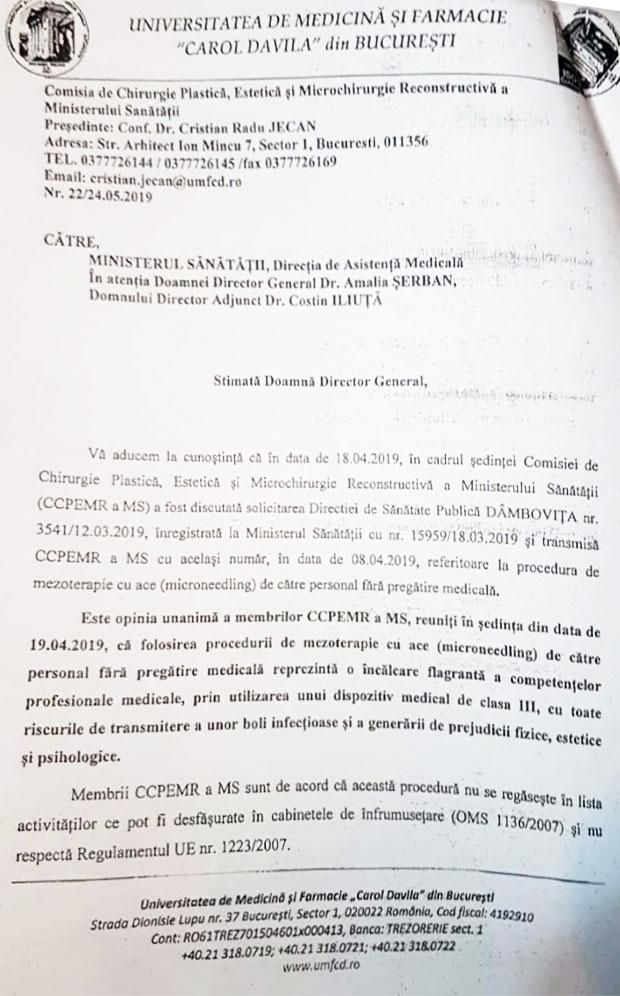 mezoterapia cu ace interzisa cosmetica - skin-med clinic