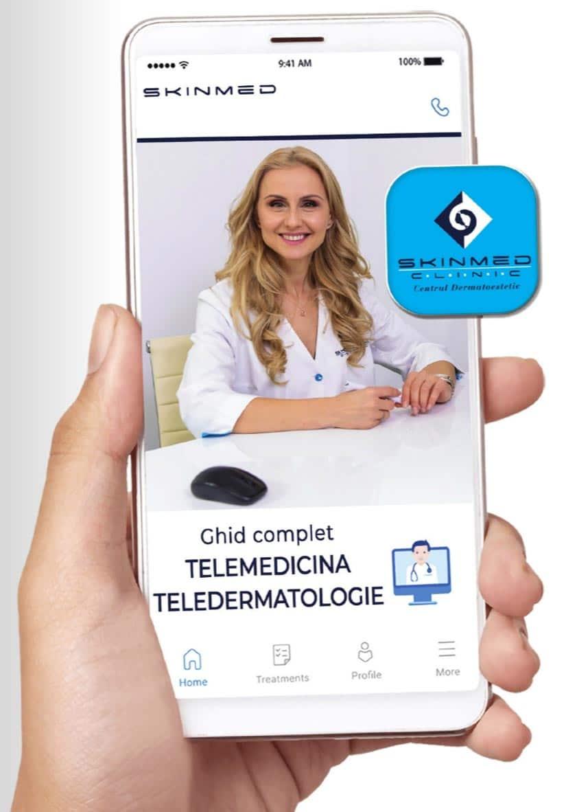 brosura telemedicina - skinmed