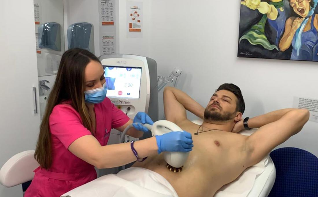 Romeo Visca Accent Prime Bucuresti Skin med clinic